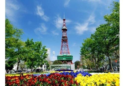 北海道・札幌で行くべきおすすめスポット②テレビ塔は人気スポット