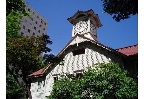 北海道・札幌で行くべきおすすめスポット③札幌市時計台