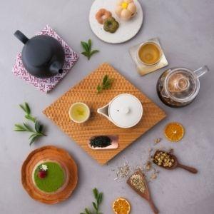 日本茶の美味しさを世界に伝える! 京都・福寿園が京都駅にカフェをオープンその0
