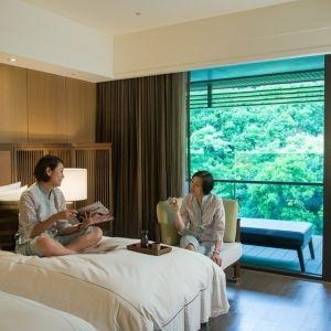 【台湾情報】台北に一番近い温泉を5つ星ホテルで。一味違った贅沢な温泉ライフを満喫