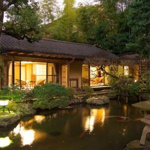 """""""玉のような美しい庭""""のある旅館。箱根に来たら泊まりたい宿を発見"""