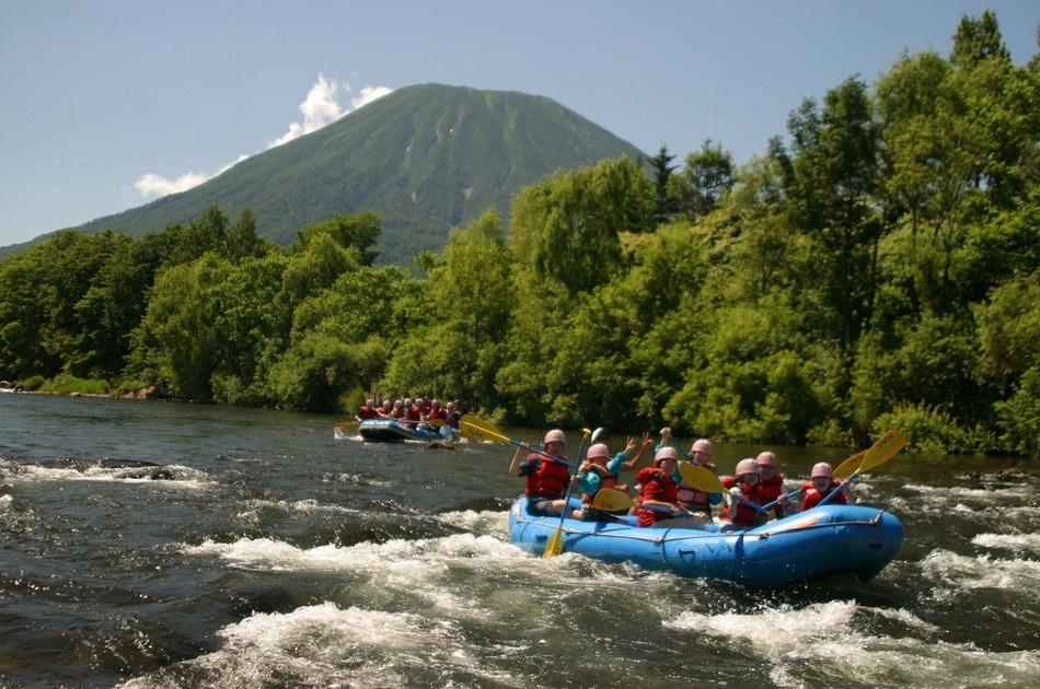 1年を通じて愉しめるアクティビティ|北海道・ニセコの魅力を満喫する旅