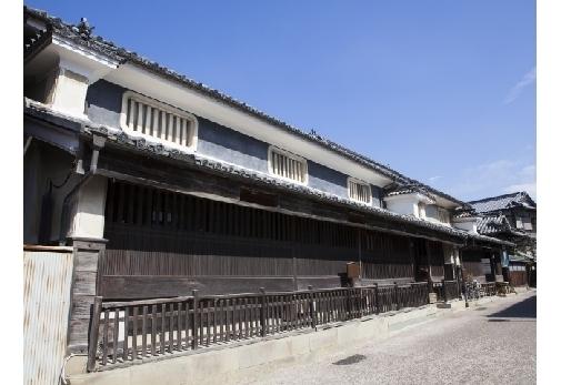 江戸~明治時代、藍商人たちで賑わったレトロな町並みを散策
