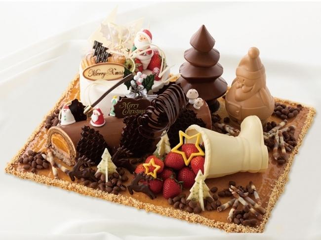 「ホテル イースト21東京」の新作オリジナルケーキ