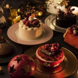 予約はお早めに! 見て、食べて楽しむクリスマスケーキ2018