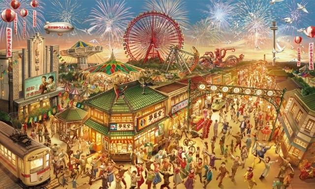 【3】70年の歴史を活かしリニューアルオープンする「西武園ゆうえんち」(埼玉県)