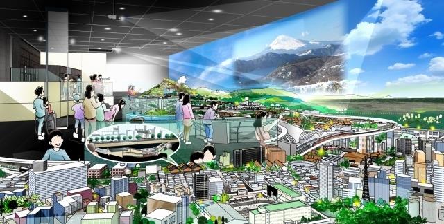 【4】開業以来初の屋内常設展示施設誕生! 「ロマンスカーミュージアム」(神奈川県)
