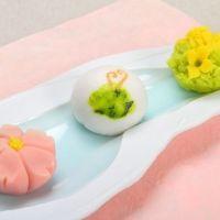 味覚で季節を感じたい!  四季をモチーフにした和菓子が味わえるお店