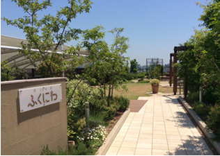 京王リトナード永福町の屋上庭園で5月26日に開催