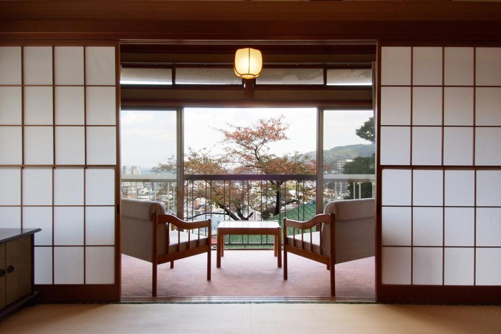 ひとり旅プラン専用の客室は自宅よりも居心地よし