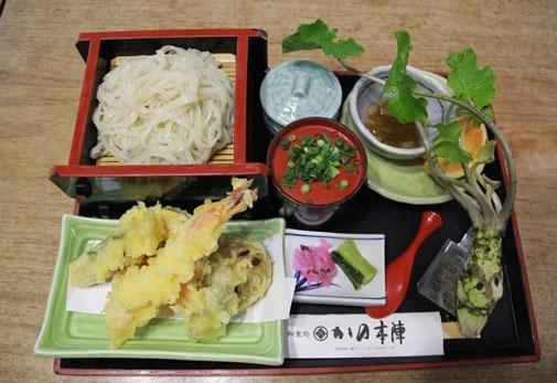 伊豆の山海の幸が食べたいなら!おすすめの「和食処 かの本陣」の魅力①和食処 かの本陣