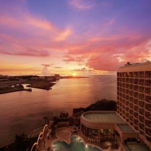 市内でリゾート「ロワジールホテル&スパタワー 那覇」