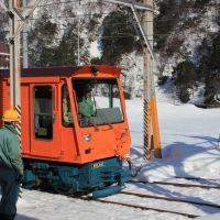 ディーゼル機関車が運転できる!? まだ間に合う、黒部峡谷鉄道で運転体験