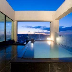 開放的な展望・露天大浴場!岩手県「モンテインホテル」で癒しのひと時