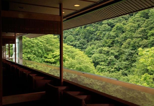 「緑霞山宿 藤井荘」の魅力④絶景を愉しむ