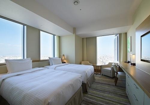 眠り心地を追求した上質な客室