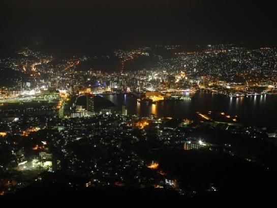 ここは外せない!長崎一千万ドルの夜景