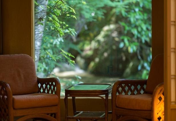 「料亭旅館 清流庵」の魅力
