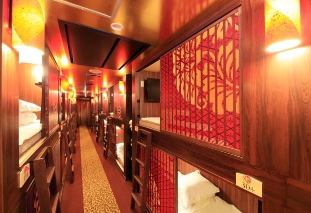京都弾丸旅行におすすめの好アクセスの宿④センチュリオンキャビン&スパ京都