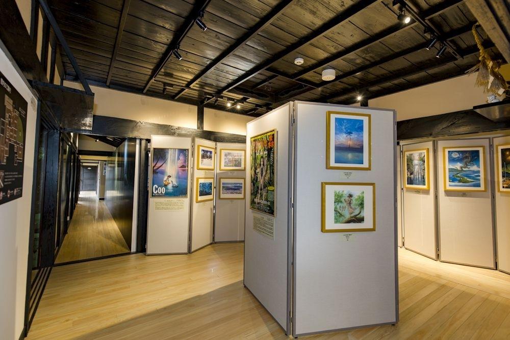 『もののけ姫』『時をかける少女』美術監督・山本二三氏の美術館が7月1日オープンその2