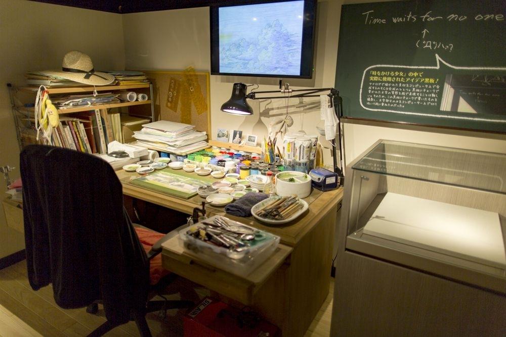 『もののけ姫』『時をかける少女』美術監督・山本二三氏の美術館が7月1日オープンその3
