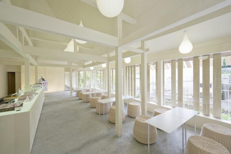 建築家・隈研吾氏が設計した美しすぎるストア