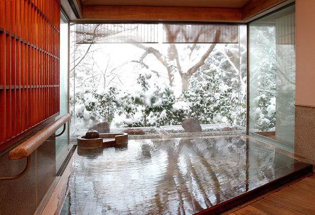 「辰巳屋山荘 里の湯」へのアクセス
