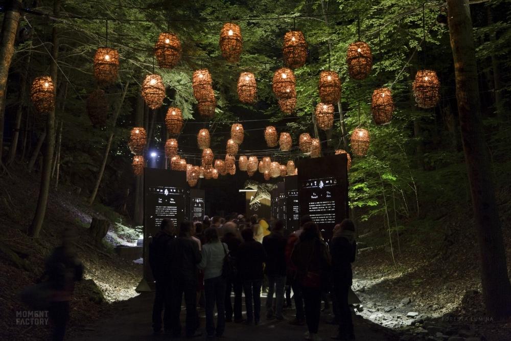 カナダのデジタルアート集団によるナイトウォークも注目。長崎・伊王島にリゾート施設が今春誕生その3