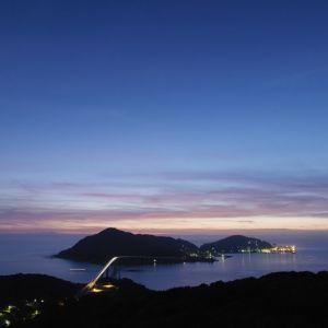 カナダのデジタルアート集団によるナイトウォークも注目。長崎・伊王島にリゾート施設が今春誕生