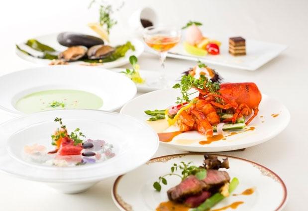 山口県の「ホテル西長門リゾート」の魅力▶旬の食材を使った料理