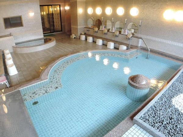 香川県「ホテルセカンドステージ」の魅力②天然温泉で疲れを癒そう