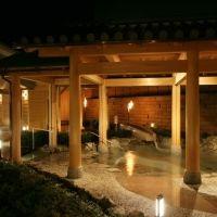 北陸最大級の源泉大浴場と大露天風呂 !湯めぐりを楽しめる宿に泊まろう