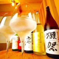 一杯280円!?グラスで飲む日本酒バル「トーキョー ライス ワイン」