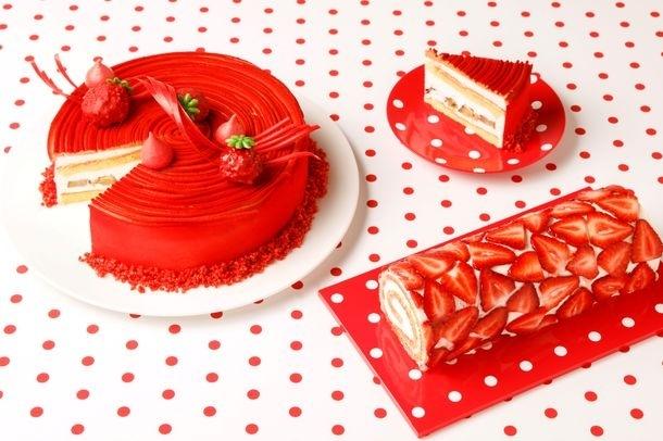 「Only Love Strawberry」@ヒルトン東京ベイ(東京都)