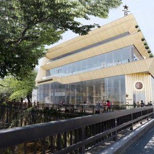 2月28日、中目黒に国内初「スターバックス リザーブ® ロースタリ―」がオープンその0