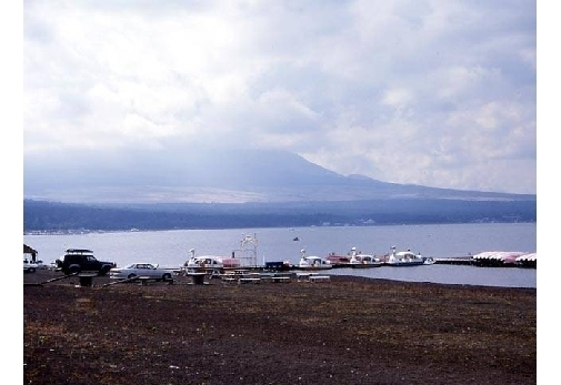 ワカサギ釣りおすすめスポット:山中湖