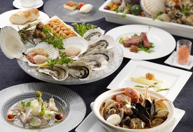 牡蠣料理が食べられる厳選宿①サロマ湖 鶴雅リゾート(北海道)