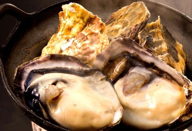 牡蠣料理が食べられる厳選宿③絶景露天風呂の宿 銀波荘(兵庫県)