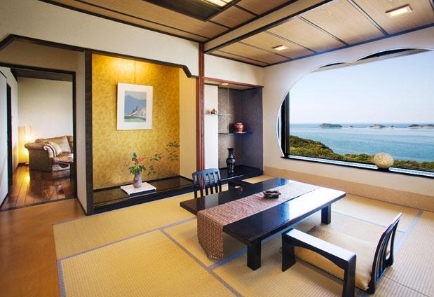 全室オーシャンビューのラグジュアリーな宿「旅荘 海の蝶」