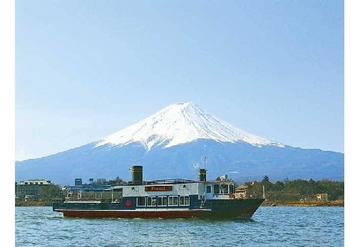 富士五湖の代表格、河口湖ってどんな湖?