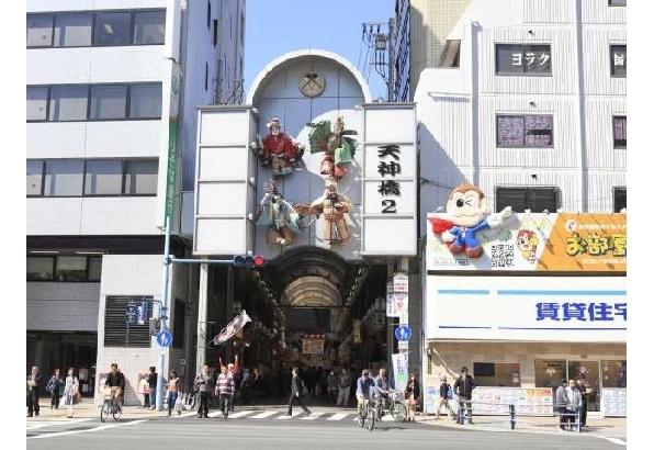 大阪らしさを肌で感じられる「天神橋筋商店街」