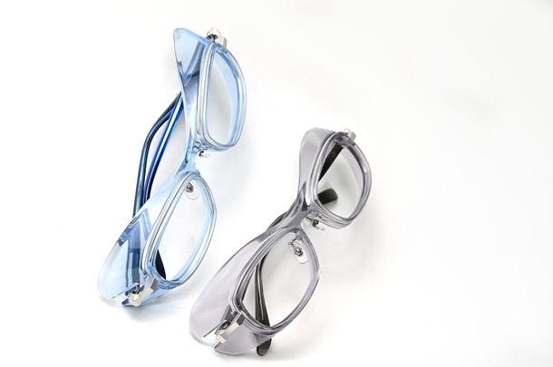 ウイルス対策にもなるオシャレな眼鏡 FACTORY900