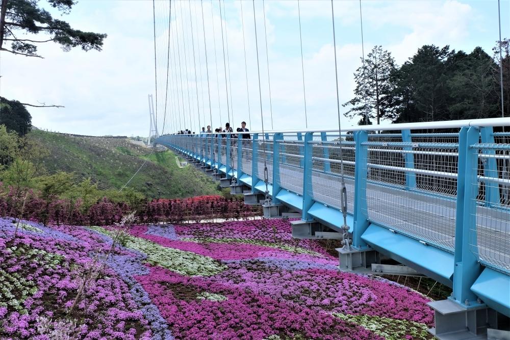 春は「絶好の富士ビュー・シーズン」