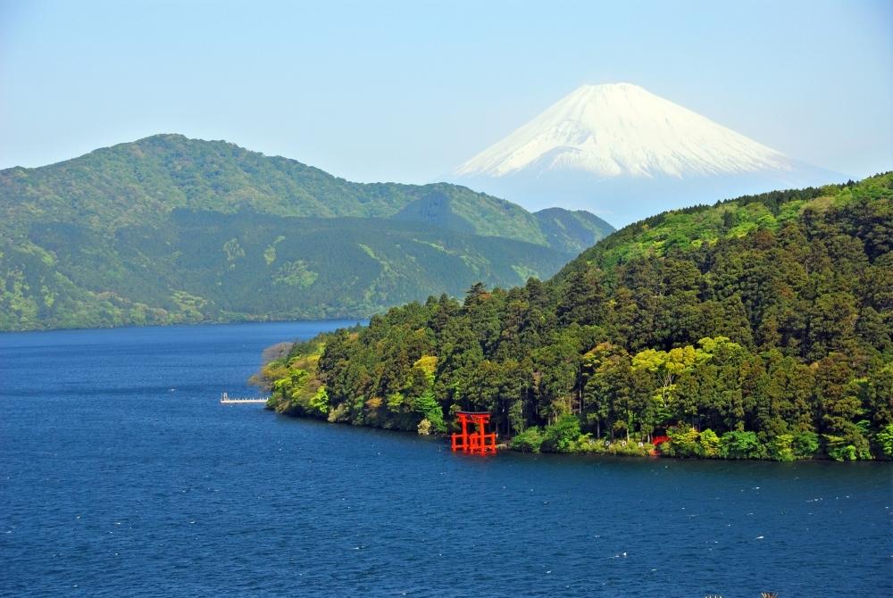 「三島スカイウォーク」のあとは芦ノ湖と湖畔の「人気スポット」へ