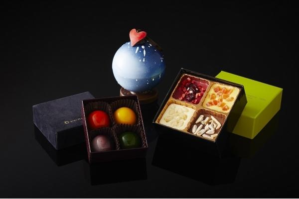 チョコの中にチョコ⁉ 「京王プラザホテル」
