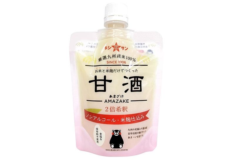 砂糖のように調味料としても使用可能。無添加の「お米と米麹だけでつくった 甘酒」