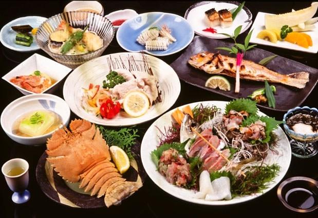 旬で新鮮な食材を堪能できる料理