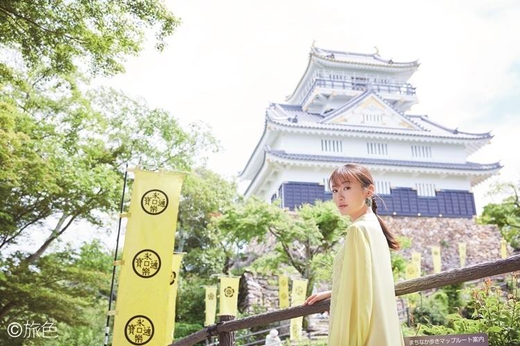 """特集「洗練をまとう旅時間 岐阜市の""""美""""を巡る」"""