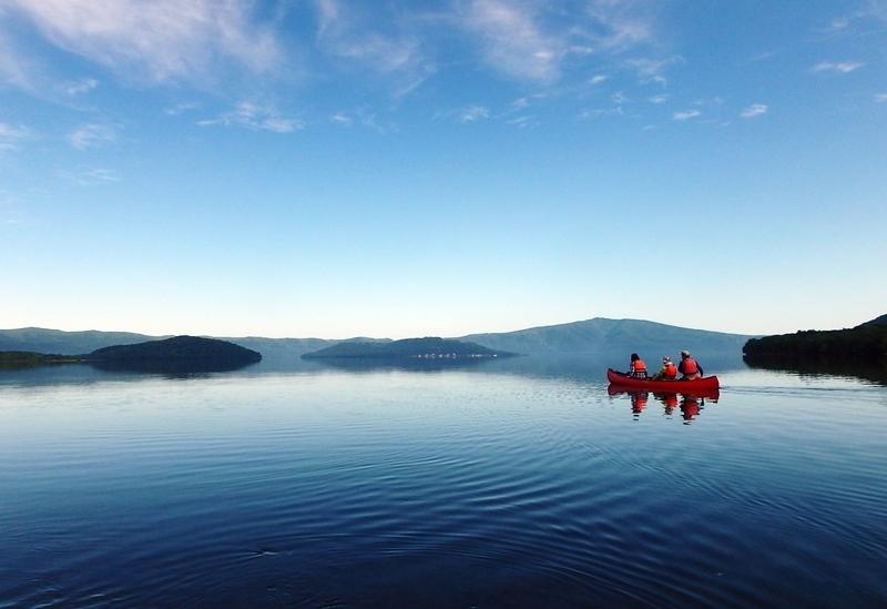 【北海道】釧路川をカヌーでのんびり巡る SOMOKUYA