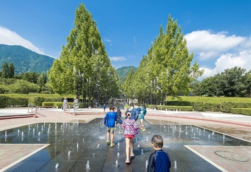 【山梨県】大規模な公園で一日中レジャーを満喫 富士川クラフトパーク